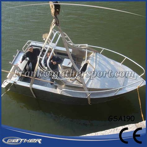 Wholesale Aluminum Boats by High Precision Wholesale Aluminum Dinghy Boat Buy