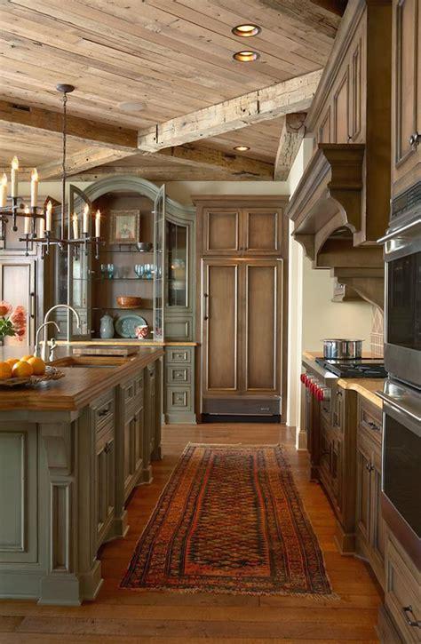 beautiful rustic kitchen designs interior god