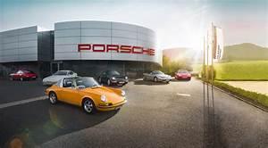 Centre Porsche Lyon : ouverture du premier centre porsche classic news d 39 anciennes ~ Gottalentnigeria.com Avis de Voitures