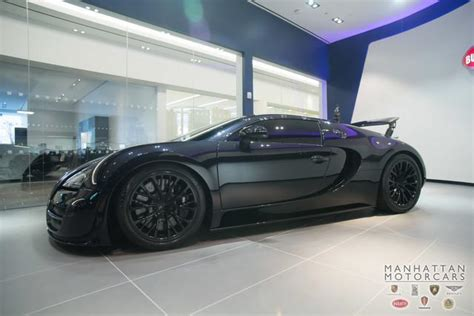 2012 Bugatti Veyron Super Sport, Travelled