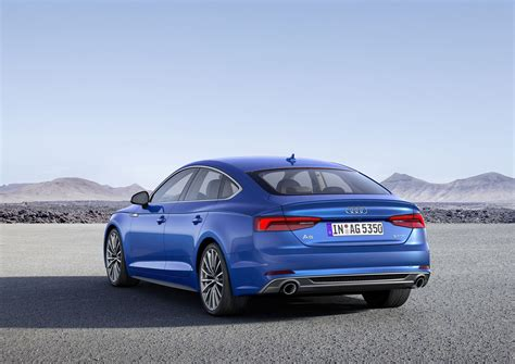 audi a5 sportback kofferraum 2017 audi a5 sportback because regular sedans aren t cool enough for whatever reason page 30