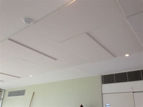 acoustic ceiling panels to reduce noise sontext