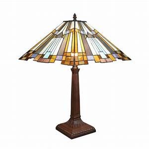 Lampe Art Deco : lampe tiffany art d co lustres lampadaires design ~ Teatrodelosmanantiales.com Idées de Décoration