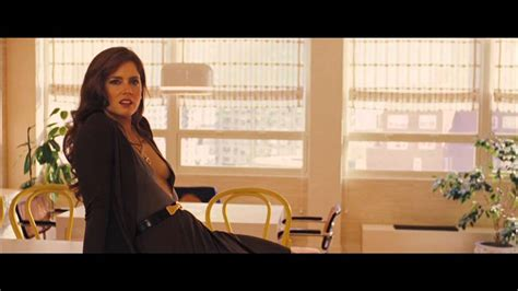 American Hustle 'Are you playin' me' film clip starring