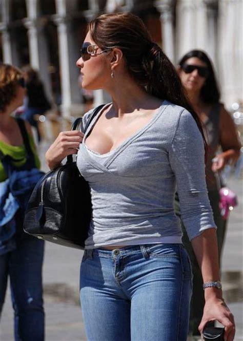 Beautiful Girl The Street