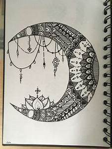 Cool Designs To Draw Pictures Mandala Doodle Mandala ...