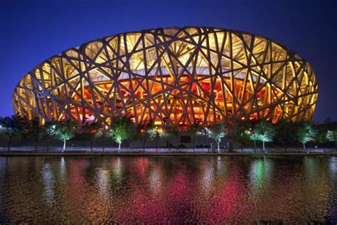 Beijing National Stadium (Bird's Nest): China's Behemoth