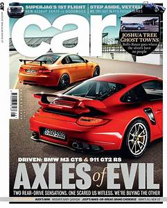 Car Magazine Luxury Cars