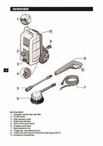 K U00e4rcher K 2 90 M Electric Power High Pressure Washer