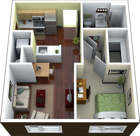 home interior items view one bedroom apartment design home decor interior