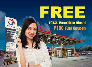 Diesel Excellium : total excellium diesel promo from october 12 to november 22 2015 momblogger momblogger ~ Gottalentnigeria.com Avis de Voitures