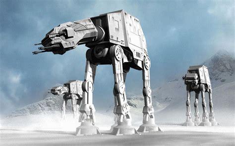 Star Wars Walker -see More Robots At Http