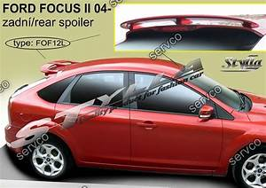 Ford Focus Mk2 Rs Spoiler : eleron spoiler tuning sport ford focus 2 mk2 hb hatchback ~ Kayakingforconservation.com Haus und Dekorationen