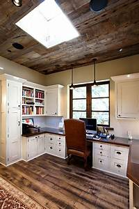 20 Trendy Design Ideas for Home Office with Skylights