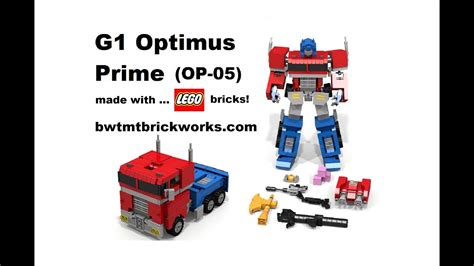 buy lego transformers g1 optimus prime op 05