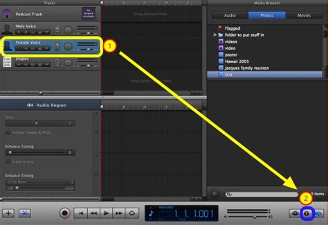 How To Garage Band by Garageband 09 Get Rid Of Reverb Podfeet Podcasts