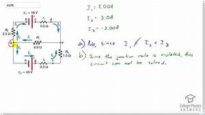Consider The Circuit In The Diagram With Sources Of Emf