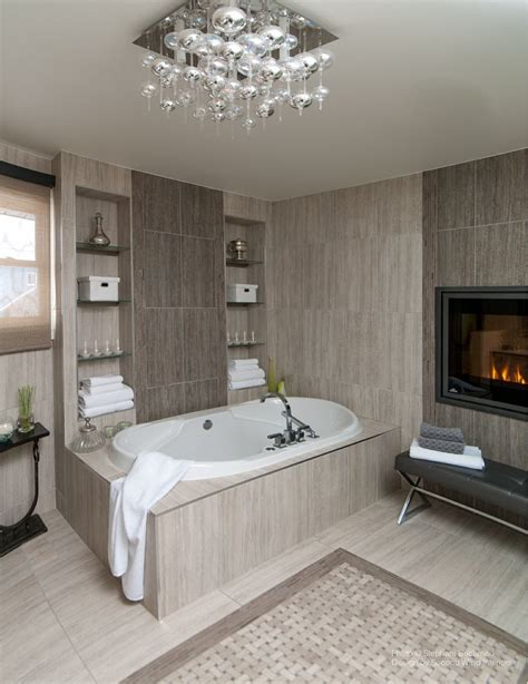 Spa Artwork For Bathrooms by Chiefswood Luxurious Spa Bathroom Soaker Tub