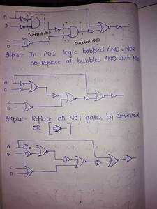 How To Take A Circuit Diagram And Implement The Same Logic