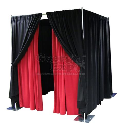 pipe drapes pipe and drape photo booth kits production and av