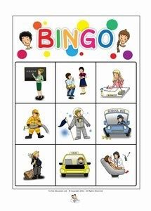 flash cards bingo games  toddlers
