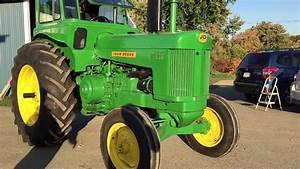 John Deere 730 Diesel Argentina Made Tractor Coming Up For