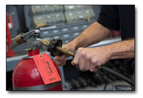 fire extinguisher service inspections baltimore md dc