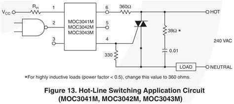 Opto Isolator Why Prefer Zero Crossing Optotriacs
