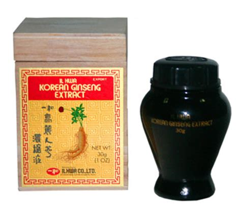 ginseng concentrate