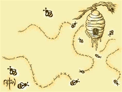 honey bee desktop wallpaper wallpapersafari