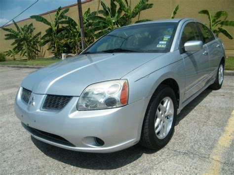 Mitsubishi Galant 2004 For Sale by 2004 Mitsubishi Galant Es Cars For Sale
