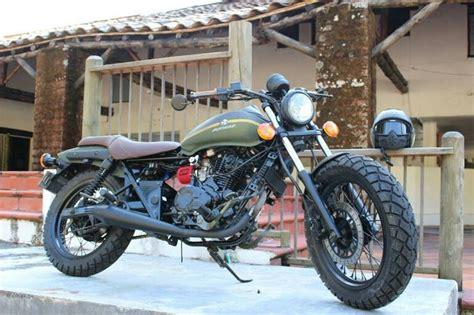 bajaj avenger 220 tracker motos
