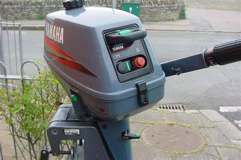 Outboard Motors For Sale Malta by Yamaha Malta Outboard 3hp Ss For Sale In Strangford