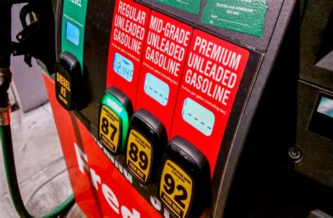Are You Wasting Money On Premium Gas?