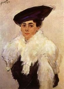 Portrait of Mrs Max Liebermann Wholesale Oil Painting ...