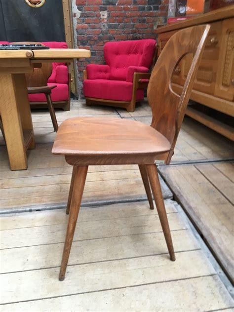 chaise bauman chaises de bistrot type baumann nord factory