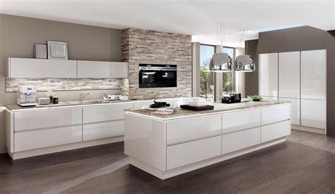 Küchen Weiss Lack by Design Einbauk 252 Che Norina 9555 Weiss Hochglanz Lack