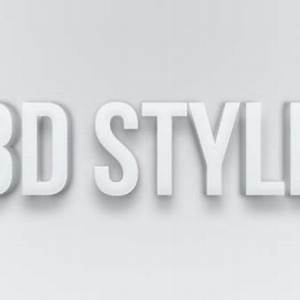 Text Effects PSD 60 free PSD files