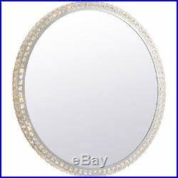 Install Hardwired Lighted Makeup Mirror Wall Mirrors With Crystals Lighted Hollywood Makeup Vanity