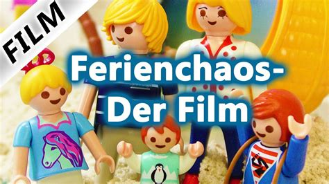 Playmobil Film Deutsch  Ferienchaos  Der Film