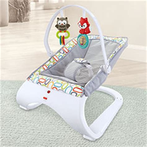 siege fisher price rainforest comfort curve bouncer