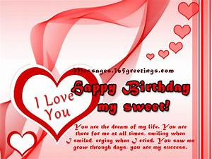 Romantic Birthday Wishes - 365greetings.com