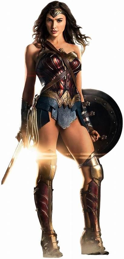 Wonder Woman Justice League Dceu Transparent Dc