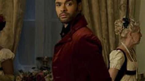Red Tailcoat of Simon Basset in Bridgerton | Spotern
