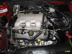 2001 Pontiac Grand Am Gt Coupe 3 4 Liter Ohv 12