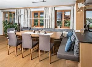 Wohn Esszimmer Küche : lenz nenning wohn esszimmer ~ Markanthonyermac.com Haus und Dekorationen
