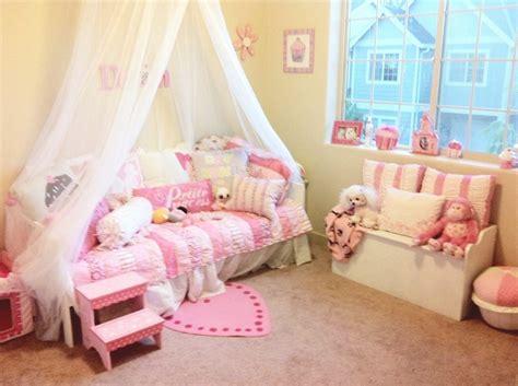 Not So Shabby  Shabby Chic Update On Bella's Bedroom
