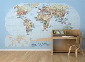 Galería de imágenes: Papeles pintados para habitaciones infantiles