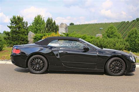 bentley continental gt convertible  sleek