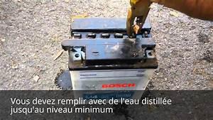 Comment Demineraliser De L Eau : comment recharger la batterie avec de l 39 eau distill e youtube ~ Medecine-chirurgie-esthetiques.com Avis de Voitures